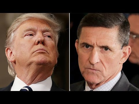 Trump denies collusion with Russia as Flynn charged with lying to FBI