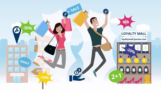 Welcome to Lyoness