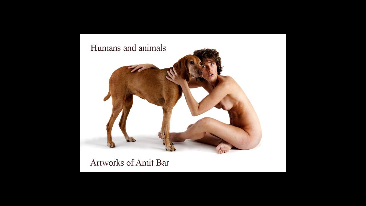 Humans with Animals - the serie