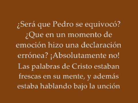 PAZ Y ENTENDIMIENTO DEL SANTO SPIRITU DE DIOS
