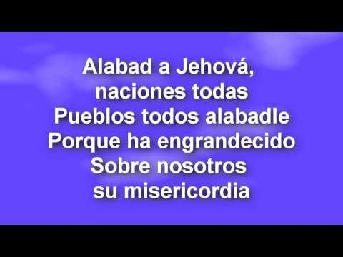 ALABANZAS CRISTIANAS VIEJITAS PERO BONITAS