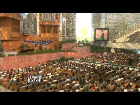 Dante Gebel El cuento más famoso Catedral de Cristal DNT Predicas