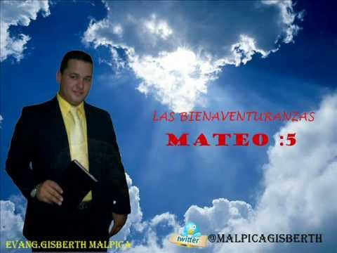 Las bienaventuranzas ( Evang. Gisberth Malpica)
