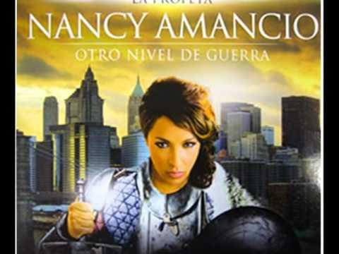 Nancy Amancio-Las mujeres se respetan-letra en interior