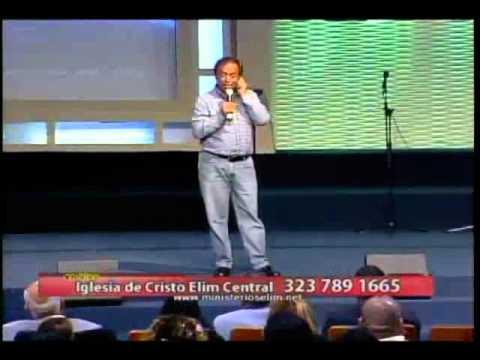 Angel Mesa - Mensaje a los Mas que Vencedores