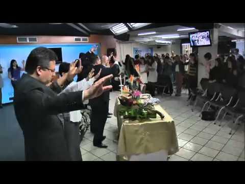 Proclama Profetica 2015 - Gracia Sobre Gracia - ICD