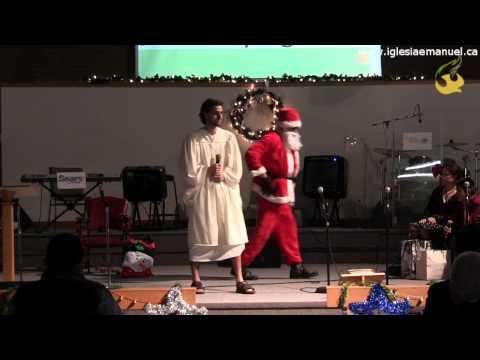El verdadero significado de la Navidad (Drama navideño)