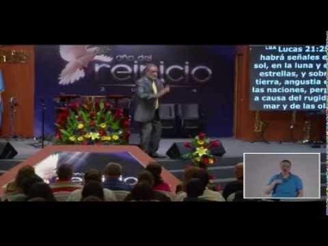 La Segunda luna Sangrienta - Apostol Sergio Enriquez