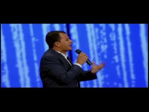 Profeta Ronny Oliveira en casa de Dios recarga profetica 2015