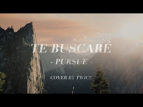 Hillsong Young & Free - Pursue (Te Buscaré) (cover en español by TWICE)