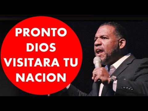 Pronto Dios Visitara Tu Nacion | Ruddy Gracia | PRG predicas | Video