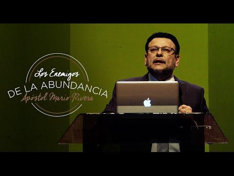 Apóstol Mario Rivera | Los Siete Enemigos de La Abundancia