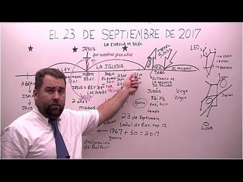 El 23 de Septiembre de 2017  ¿Qué Pasará?