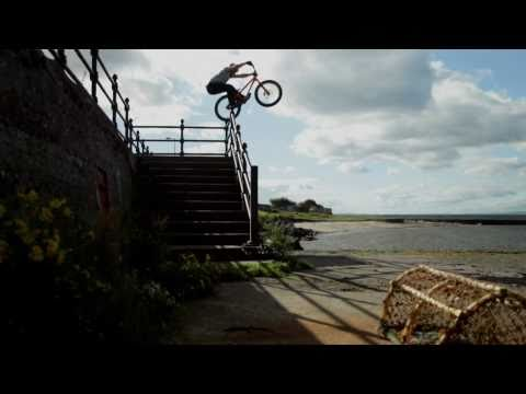 "Danny MacAskill - ""Way Back Home"" - NEW street trials riding short film"