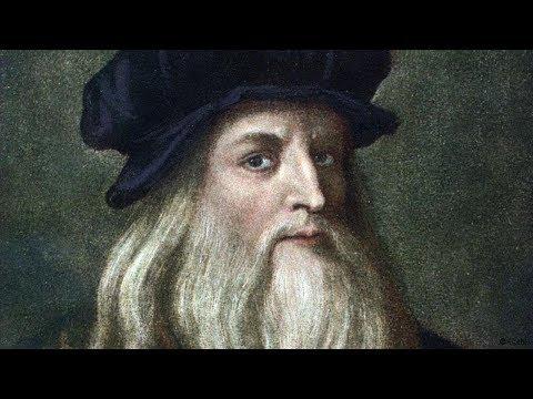 Las palabras increíbles de Leonardo Da Vinci.