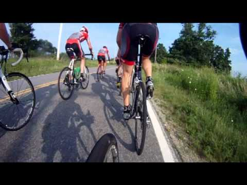 Group Ride and Paceline Tips from Spin Zone Racing - GoPro