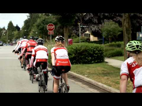 Riding in Traffic - GranFondo Canada Safety Video