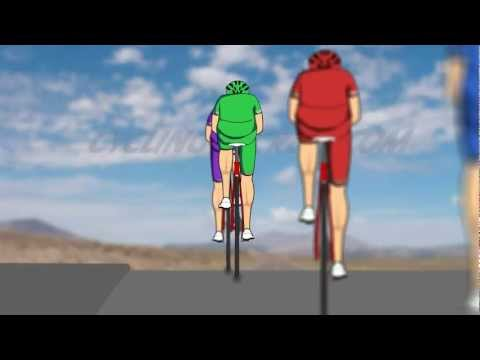 CyclingTraining  Signals when training for cycling