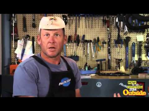 How to Fix a Flat: with Lance Armstrong