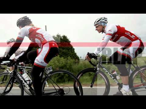 Riding in a Group - GranFondo Canada Safety Video