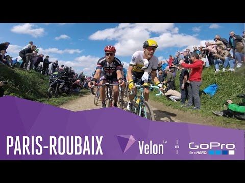 Paris Roubaix On Bike Highlights