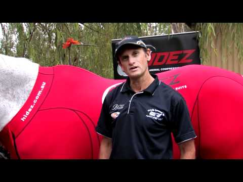 Stuart Tinney talks about the Hidez Animal Compression Suits