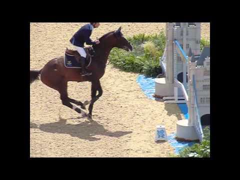London 2012 Jumping Horses