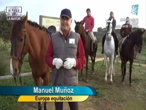 Europa Equitación en Canal Sur