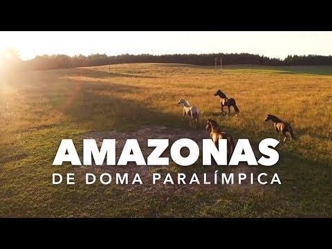 AMAZONAS DE DOMA PARALÍMPICA