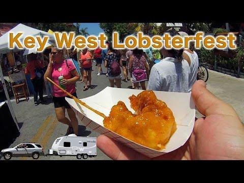 Key West Lobsterfest 2015 | Traveling Robert