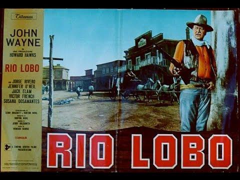 John wayne movies || Rio Lоbо 1970 || Best western movies full length english || Jorge Rivero movies
