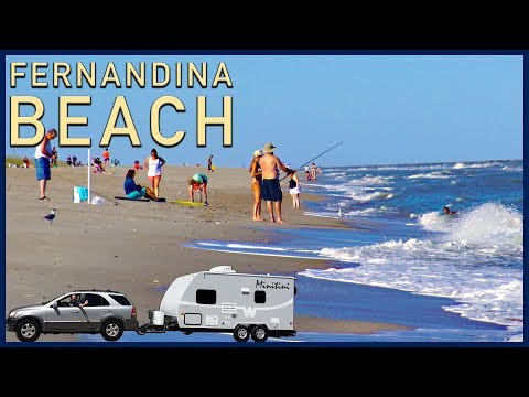 Fernandina Beach and Fort Clinch on Amelia Island, Florida - RV Travel
