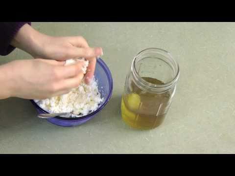 Kefir/Yogurt Cheese Balls