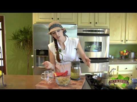 Shoshanna's Kitchen - Episode 49 - Chamomile Tea