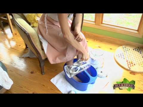 Shoshanna's Kitchen - Episode 56 - Foot Scrub