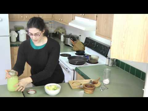 Lacto-Fermented Guacamole