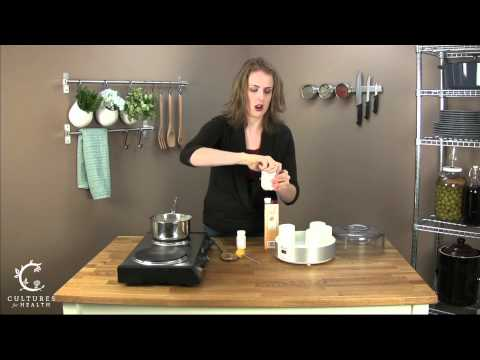How to Make Dairy-Free Yogurt.mov