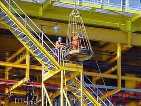 Offshore Rig Platforms in Mexico...