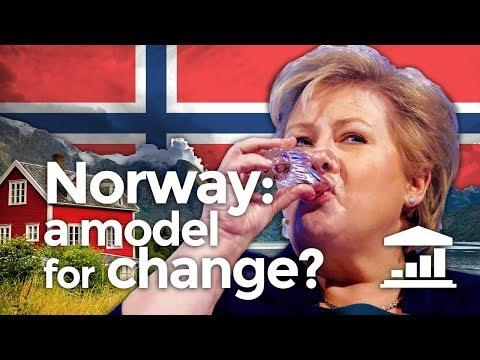 Is Norway a Country Addicted to Oil?