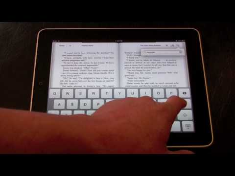 Apple iPad video review