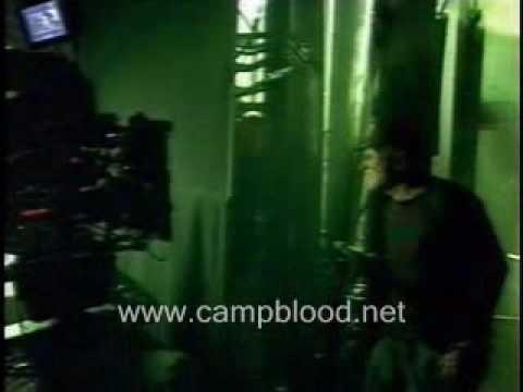E! News - Freddy Vs Jason Behind The Scenes #1
