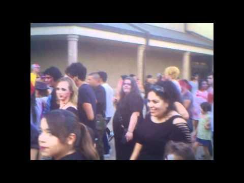 San Antonio Zombie Walk 2011