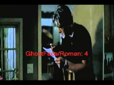 Scream 3 (2000) KillCount