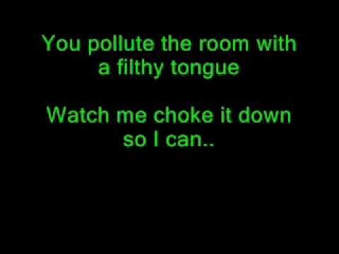 Get Scared - Sarcasm ( Ft. Craig Mabbitt ) Lyrics