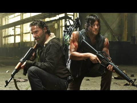Top 10 The Walking Dead Zombie Kills