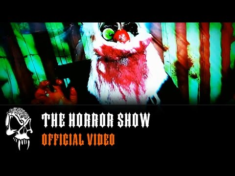 A Fallen Mind - The Horror Show [ official HD video ]