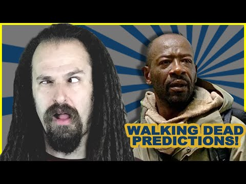 MORGAN DIES NEXT! - THE WALKING DEAD 605: Now - Prediction Video (TWD)