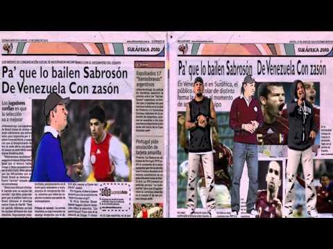 """""""Reggaeton y Tambora"""" Marco Toro y su Ensamble Album """"Mi Campana"""""""