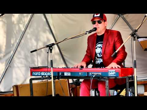 Rooster Davis The Willows Music Fest 2018
