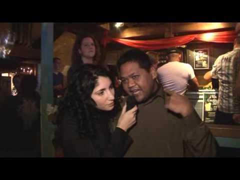 dj Vincent Marshall latin,salsa entertainer for single parties